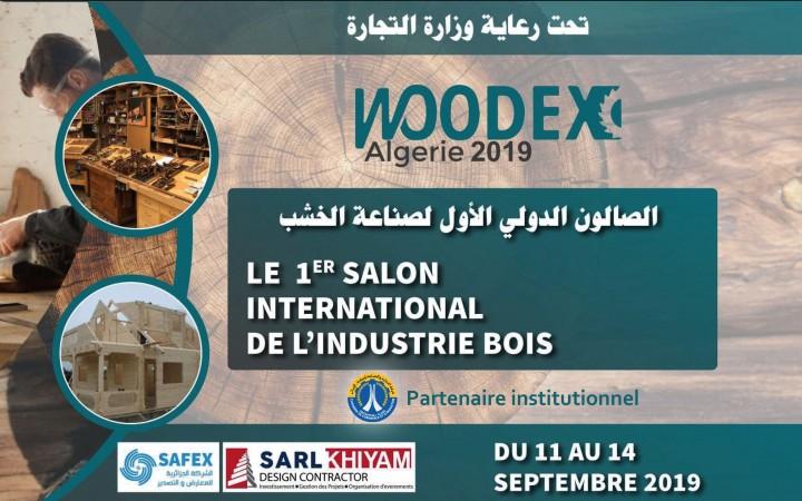 Salon Internationel De L'industrie Du Bois woodexalgerie