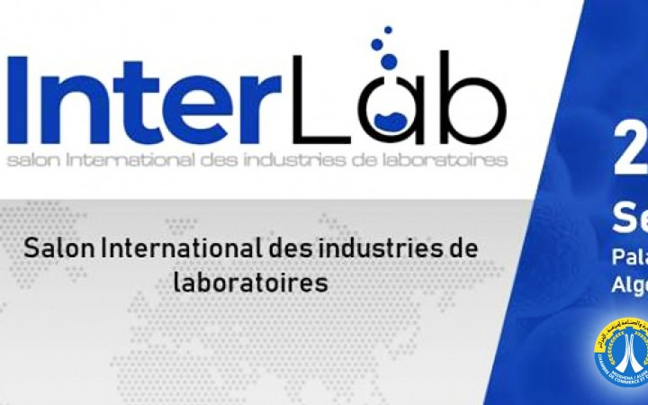 Salon International des industries de laboratoire