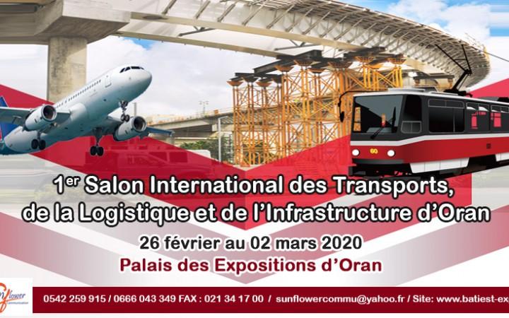 SITRAL EXPO Palais des Expositions d'Oran, du 26 février au 02 mars 2020