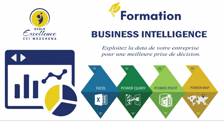 Formation Business Intelligence Excel