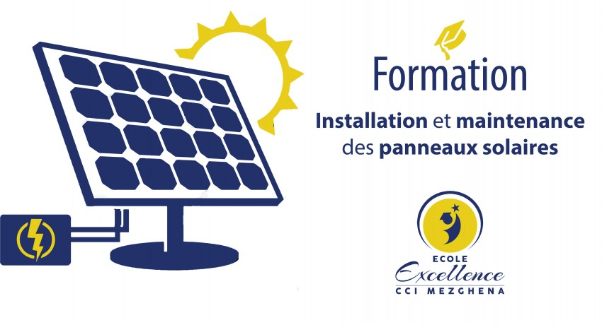 Formation Installateur de Panneaux solaires