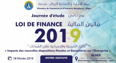 Loi de finances 2019