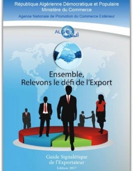 Guide de l'exportateur Algérien